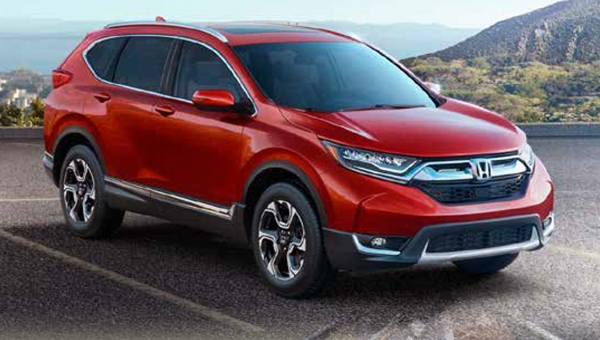 2019 HONDA HR-V, Remodeled with Sophistication