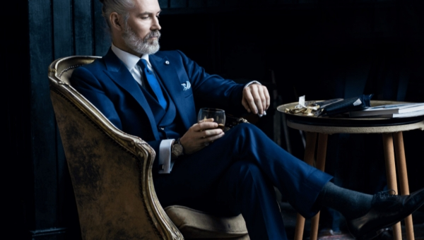 The art of manliness: The Importance of Being a Sharp Dressed Man