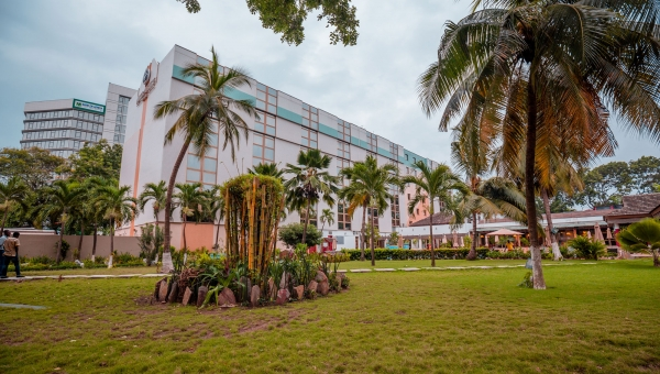 Accra City Hotel– Ghana's finest 4-Star hotel @ 30