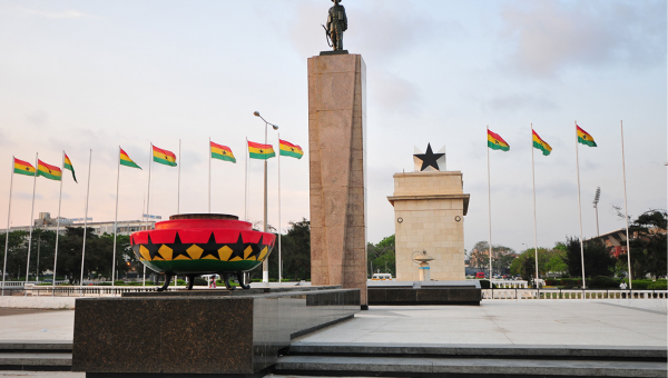 Ghana's Economic Development in a Multi-Party Democracy