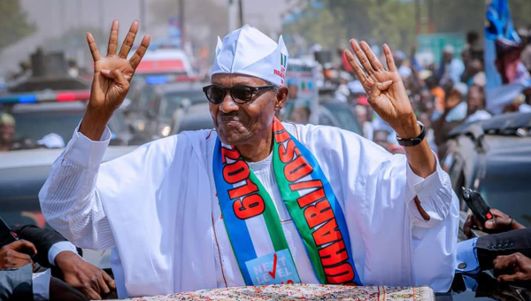 President Buhari's Second Term: A chance to provide peace, prosperity, and security?