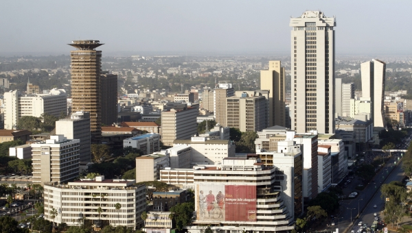Kenya's Economic Growth Declines As Presidential Election Hangs