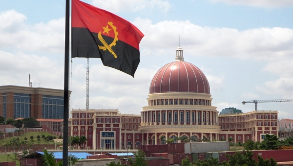 The republic of angola