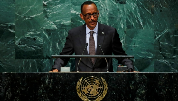 Kagame: a new gem in Africa