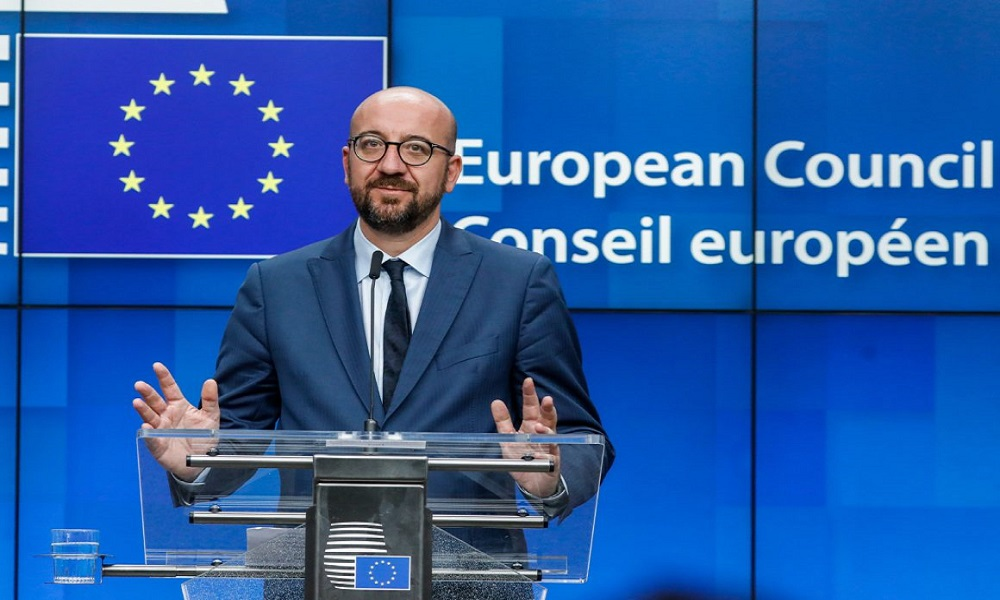 COVID-19: EU Leaders Deliberate On Recovery Plan