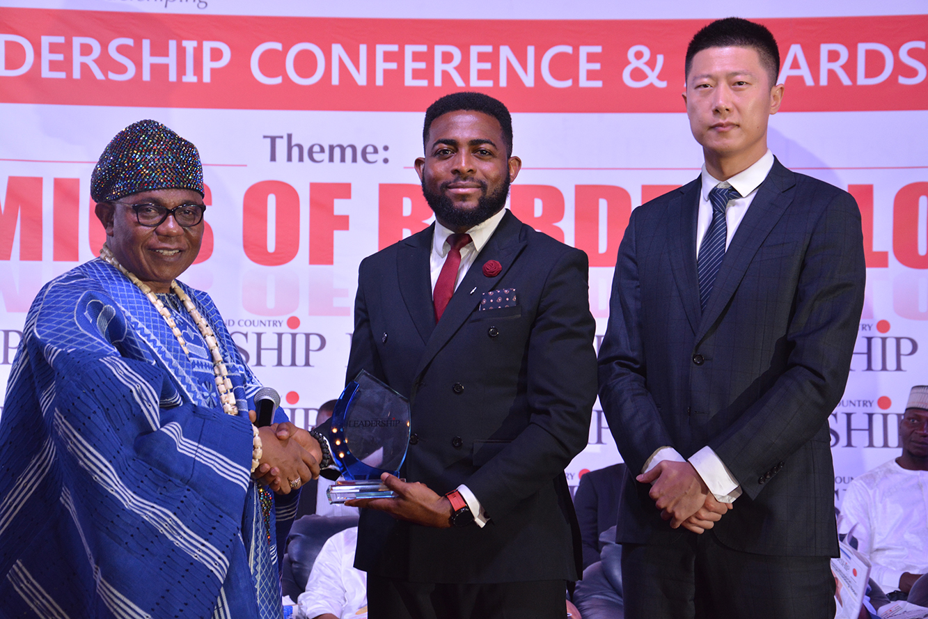 Huawei wins Telecoms Company of the Year award