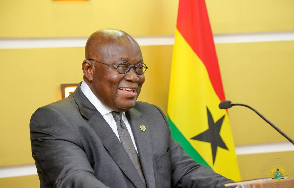 Government yet to Describe Persons Acceptable as 'Frontline Health Workers'– Akufo-Addo