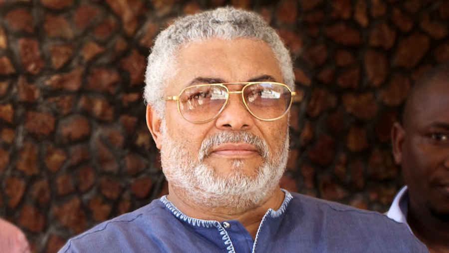 Adhere to lockdown directive – Rawlings to Ghanaians