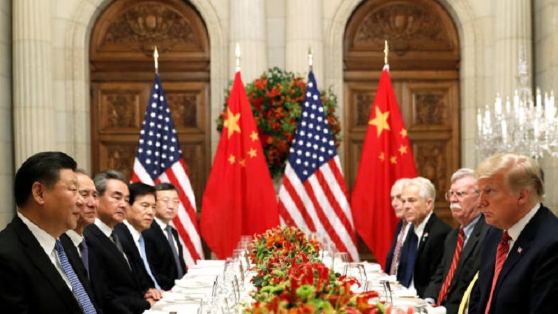 United State's Ego hinders China's Donation Diplomacy
