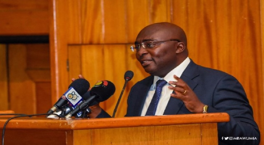 Local Production of PPEs is an indication of Govt's commitment to promote local industries- Bawumia