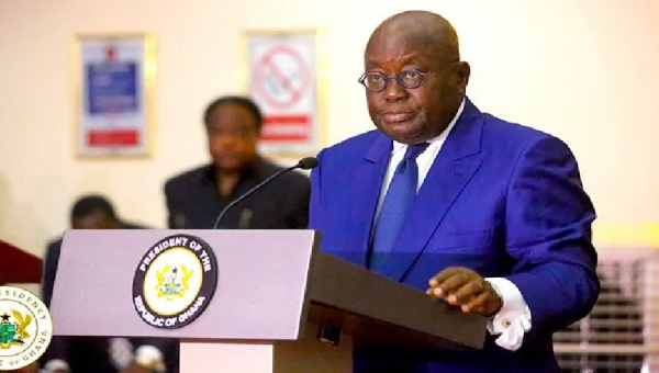 Stop Stigmatizing Persons Recovered from COVID-19- President Urges Ghanaians