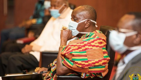 Consider Free Distribution of Face masks to Ghanaians- Council of State Urges Government