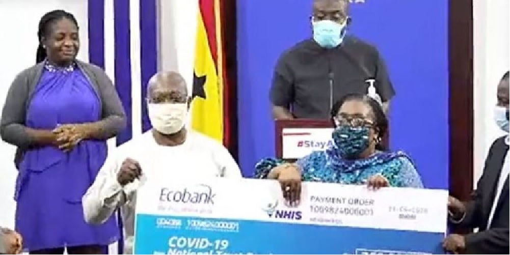 Private Health Facilities 'Angry' at NHIA for Donating GH₵250,000 to COVID-19 Fund