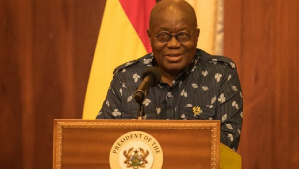President Akufo-Addo extends closure of Ghana's borders by one month