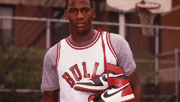 Michael Jordan has made $1.3 billion from his deal with Nike