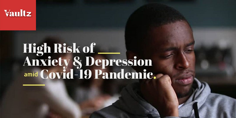 HIGH RISK OF ANXIETY AND DEPRESSION AMID COVID-19 PANDEMIC.