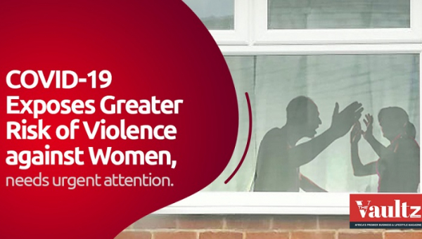 COVID-19 Exposes Greater Risk of Violence against Women, needs urgent attention
