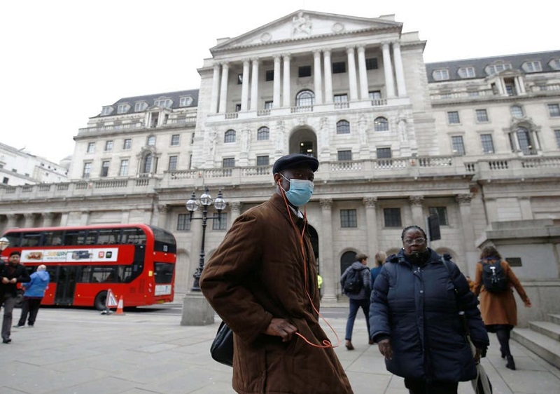 Bank of England spends over £40Billion on Job support