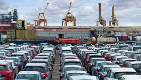 Ban on importation of salvage and 10-yr old used cars to commence in Sept. 2020