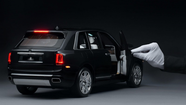 Rolls Royce selling replica of its Cullinan SUV for $27,000 that doesn't drive