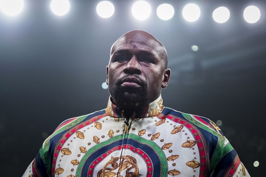 Boxing Champ, Floyd Mayweather to finance George Floyd's Funeral