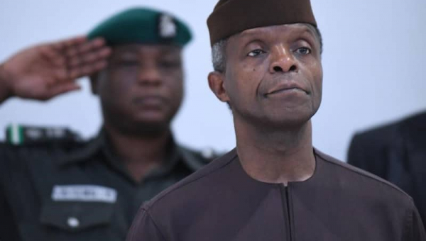 Nigeria has the potential reserves of 200 million ounces of gold - Vice President, Prof. Yemi Osinbajo