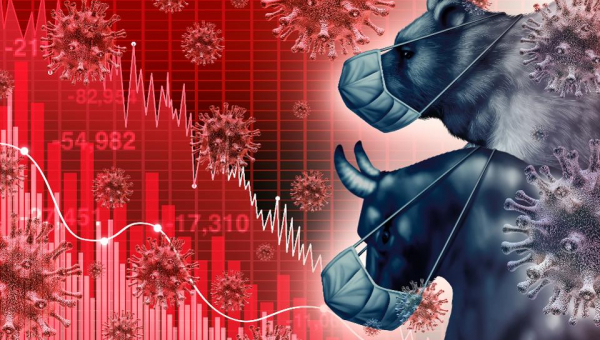Global financial market braces itself for the second wave impact of the pandemic as shares falter