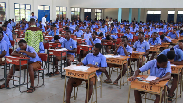 Government to spend GHC 75.4million on final year student's examination- President declares