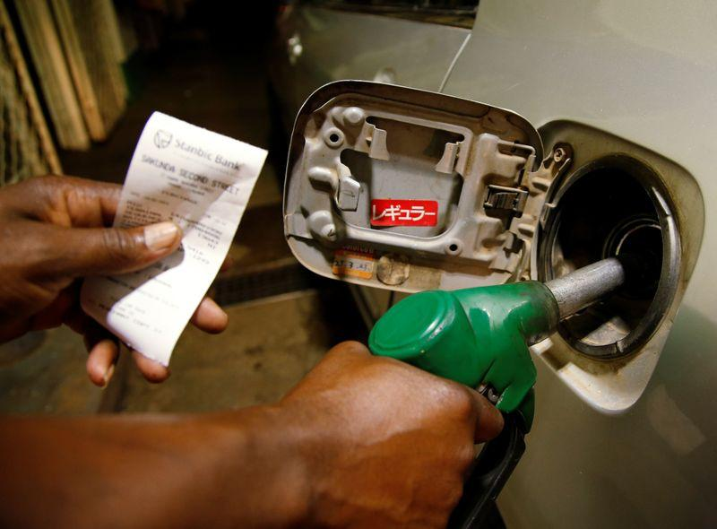 Zimbabwe's fuel prices rise by 150%