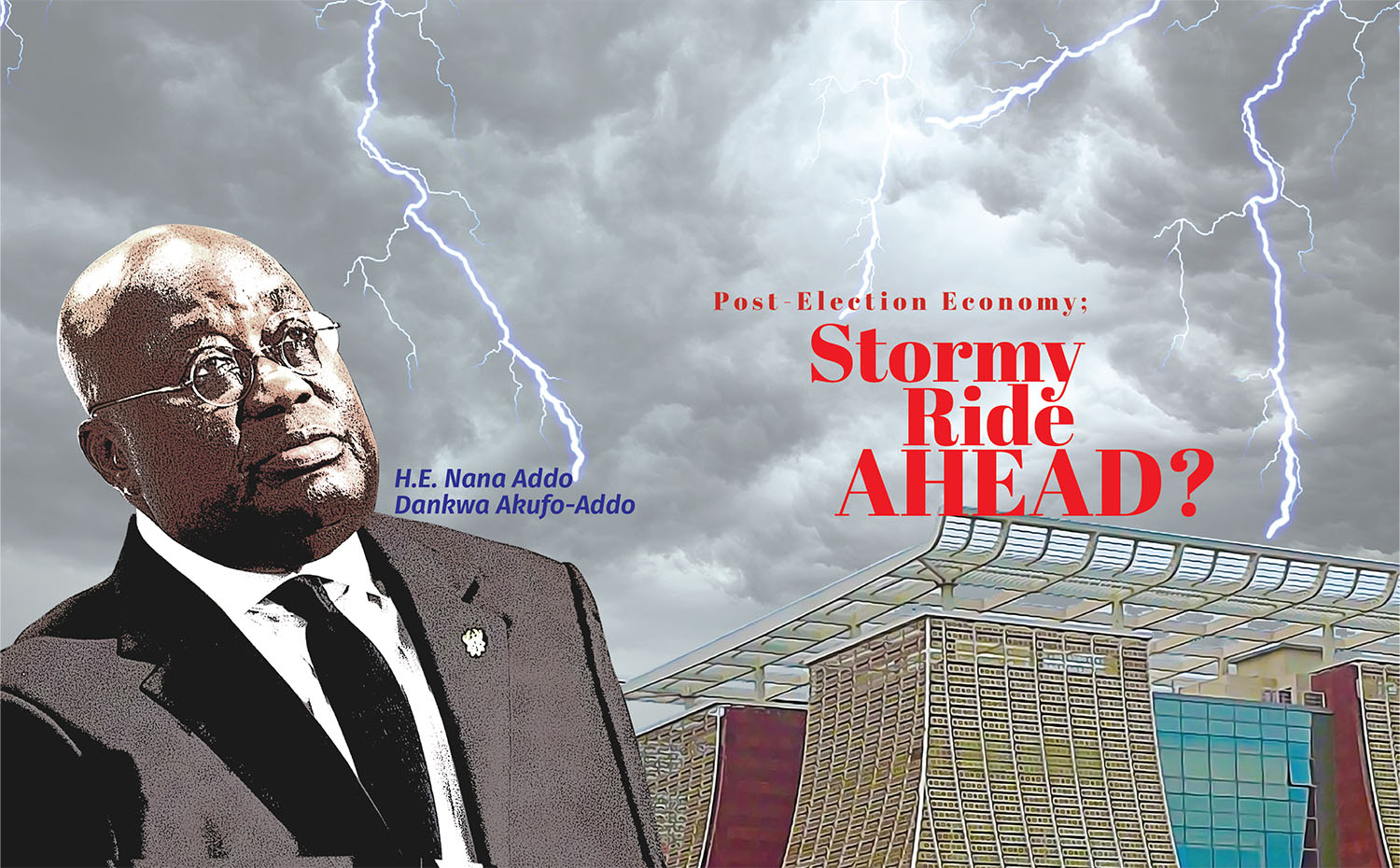 Post-election economy; Stormy ride ahead?