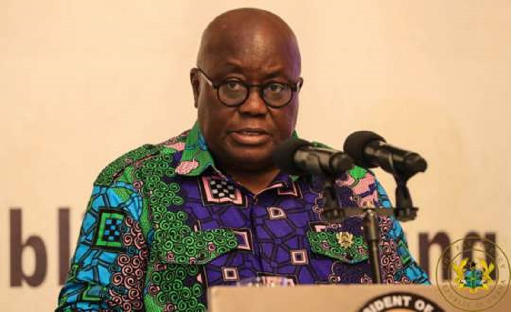 Considerations will be made before announcing lockdown – Nana Addo