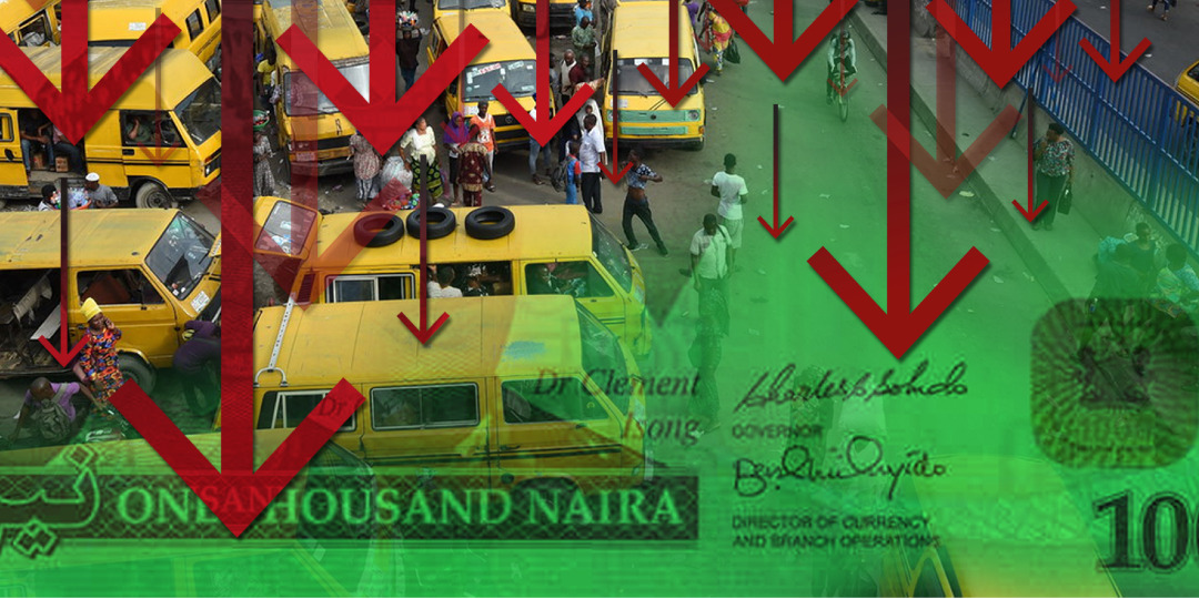 Nigeria's Economy plunge by 6.1 percent in the second quarter of 2020; the worst in 10 Years.
