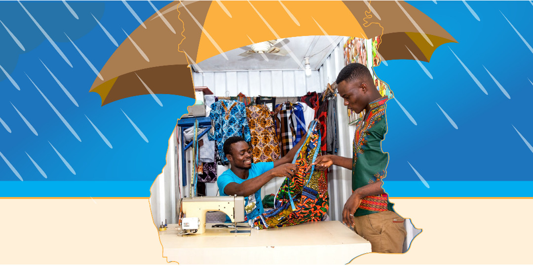 Insuring The Backbone of Ghana's Economy– The MSMEs
